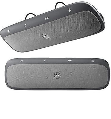 Motorola Roadster Pro Bluetooth Car Kit Speakerphone Speaker TZ900 - NEW