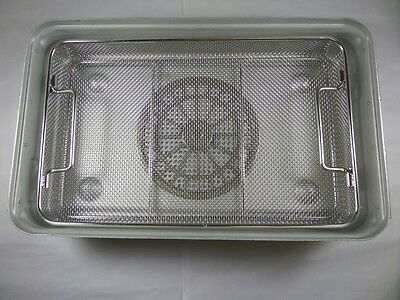 Aesculap SteriContainer System W/ Basket JN740 *No Lid*