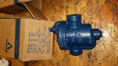 New Armstrong 800 1/2 npt 125 PSI steam trap
