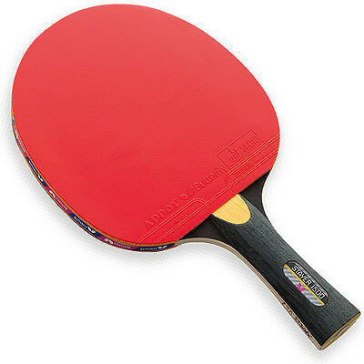 Stayer 1500 - Butterfly Table Tennis Bat with Rubber