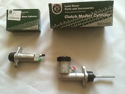 Bearmach Land Rover Series 3 Clutch Master & Slave Cylinder Kit STC500100 591231