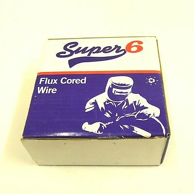 Gasless Flux Cored Mig Welding Wire -0.8mm x 4.5kg spool *excellent value*