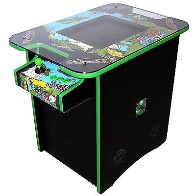 Home Arcade Machine | Galaxian Themed Artwork | 60 Retro Arcade Games