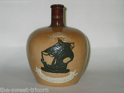 Doulton Stoneware Greenlees—Galley Lorne Flask/Decanter—Special Highland Whisky