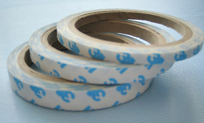 3M Double Sided Strong Adhesive Super Sticky Tissue Tape (6MTS) 3M