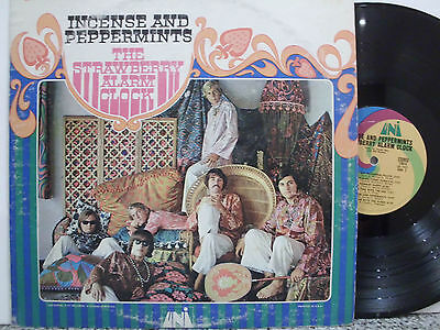 STRAWBERRY ALARM CLOCK Incense and Peppermints 1967 ORIG USA PSYCH LP