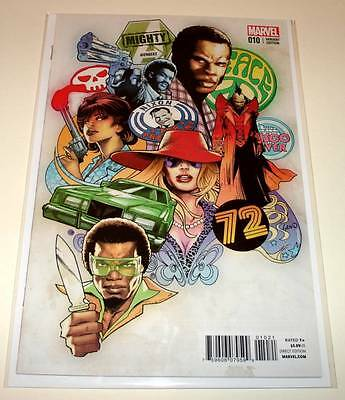 MIGHTY AVENGERS # 10  Marvel Comic Jul 2014  NM  1:10 Land VARIANT COVER EDITION
