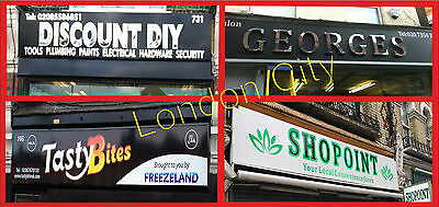 Light Box Sign / Outdoor Signage / Projections Sign