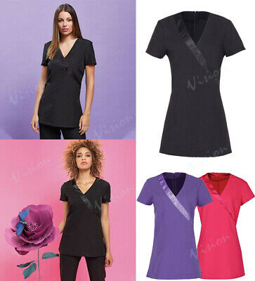 PREMIER BEAUTY /& SPA TUNIC FOR SALONS DENTISTS VET NAIL BARS TANNING DOCTORS