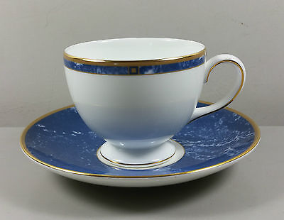 Wedgwood Cantata Tea Cup And Saucer (Leigh Shaped) (Perfect)