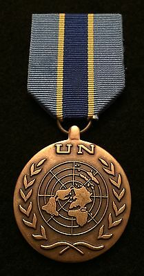 UN MONUC United Nations 2000 Congo Medal Reproduction  *INV5131