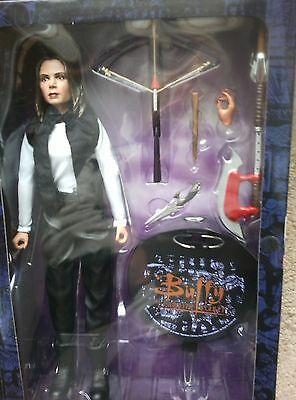 Sideshow Faith Exclusive 12 In 1:6 Figure W/scythe 1/500 Sold Out Dushku Rare!