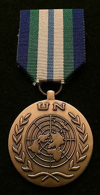 MINUSTAH UN Stabilization Mission In Haiti 2004 Medal Reproduction  *INV5128