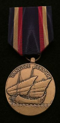 US Navy Yangtze Service Campaign Medal Reproduction  *INV5109