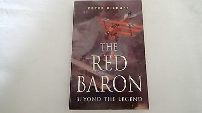 WW1 German The Red Baron  Reference Book