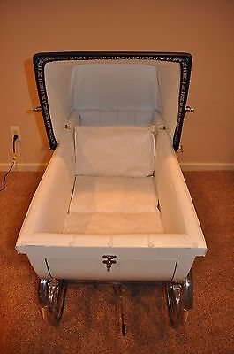 Vintage 1950s Bilt-Rite Pram Baby Carriage