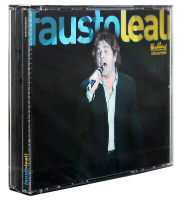 Fausto Leali Flashback Collection [Box 3 Cd's / 2006] 0828768283929