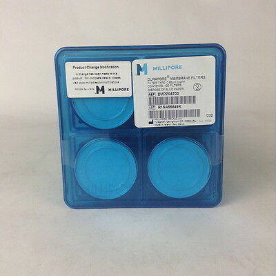 Millipore DVPP04700 New Factory Packing (100 pcs)