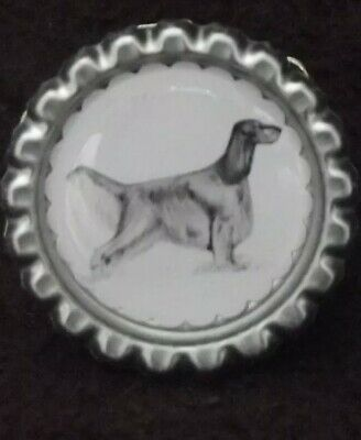 Irish Setter Dog Show Ring Clip by Curiosity Crafts