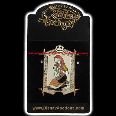 Disney Auctions P.i.n.s. Da The Nightmare Before Christmas Sally In Frame Pin