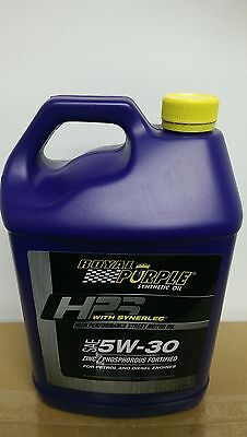 Royal Purple HPS 5W30 Performance 5 Litre Full Synthetic Engine Oil