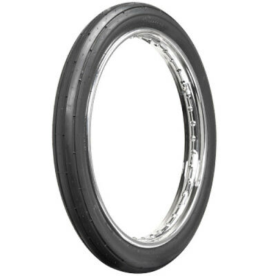 275-21 FIRESTONE MOTORCYCLE BLACK TIRE - EACH (80/90+90/90-21 equiv)