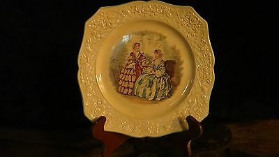 Vintage American Chinaware Corp. Briar Rose by Pope Gosser Plate