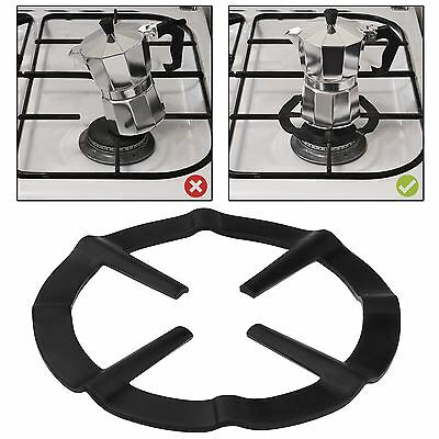 AMOS Gas Ring Reducer Trivet Stove Top Hob Cooker Heat Coffee Pots Makers Pans