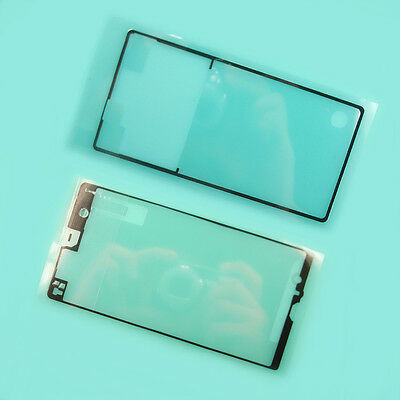 Front & Back Adhesive Sticker Glue For Sony Xperia Z L36H L36i LT36i C6602 C6603