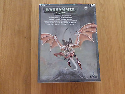 40K Tyranid Hive Tyrant / The Swarmlord Sealed Boxed Set