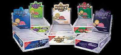 JUICY JAYS King Size Flavoured Rolling Papers Tobacco  Paper Rizla Paper 1-1 Box