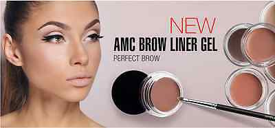INGLOT AMC Brow Liner Gel Perfect  Fuller Eye Brow  Pomade  100% Authentic