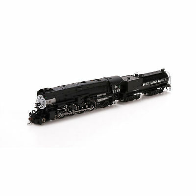 Athearn Genesis Ho Scale Southern Pacific Mt4 4-8-2 Dcc & Sound Athg97005