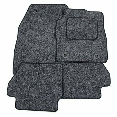 Peugeot 1007 Tailored Anthracite Car Mats
