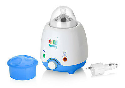 Baby Electric Bottle Milk and Food Warmer at Home and in the Car