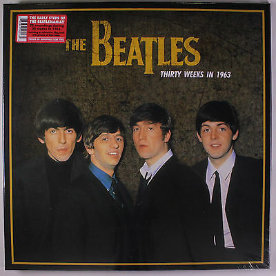 LP THE BEATLES: Thirty Weeks In 1963 LP Vinile Nuovo Limited