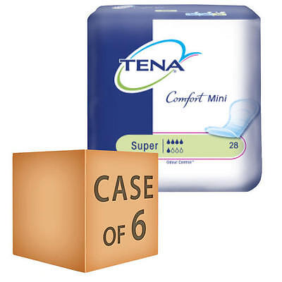 Case Saver 6 x TENA Comfort Mini Super 903ml Pack of 28
