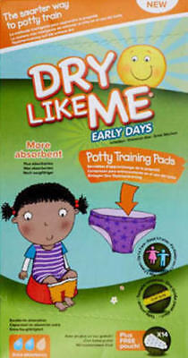 Dry Like Me Early Days Potty/Toilet Training Pads