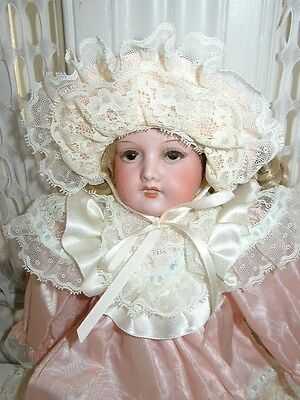 Antique, Beautiful, Armand Marseille, 16in German Doll