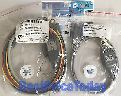 ZOLL Cable, Limb Lead ECG IEC Trunk cable 12 lead for X series zoll 8300-0803-12