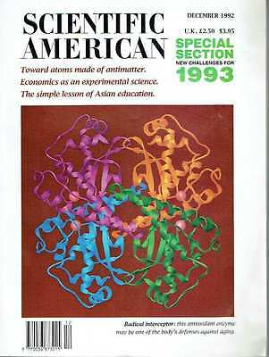 Scientific American, december 1992. VV.AA.