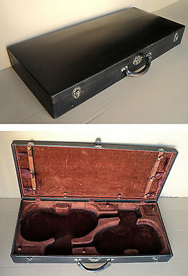 Antica custodia per due violini Antique double violin case