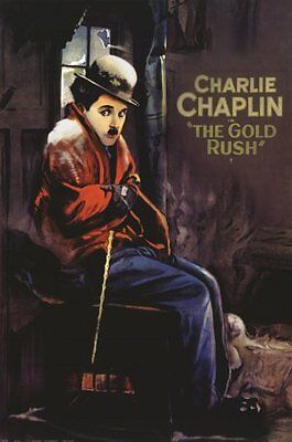 NEW Charlie Chaplin in The Gold Rush (DVD)