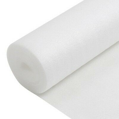 ACOUSTIC White Foam Flooring Underlay 2mm Insulation 5236