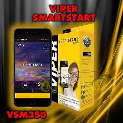 VIPER VSM350 SMART START GPS MODULE CDMA iPHONE ANDROID VSM-350 REPLACES VSM250