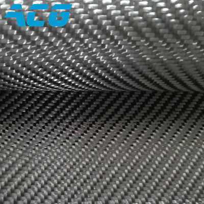 6K Carbon Fiber Cloth Fabric 320GSM plain weave 1m*1m 100%real carbon cloth