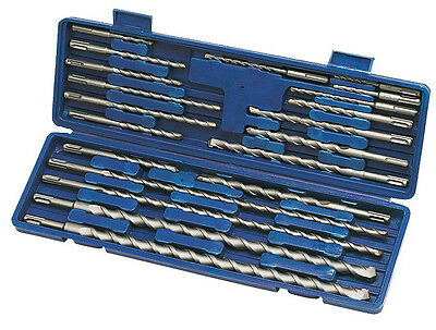 SDS Drill Bit Set 20 Pc ** PURCHASE TODAY **
