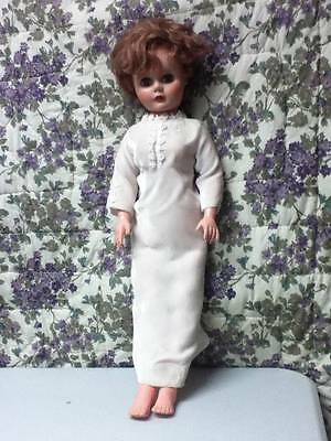 Vintage, 1950-60s, 24in De Luxe Reading, All Vinyl Magic Skin, Fashion Doll