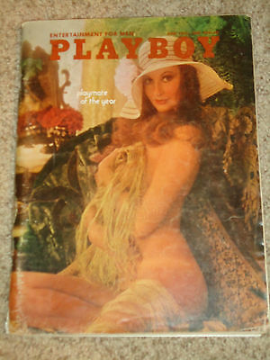 """Vintage Playboy Magazine June 1973 """"Cover: Playmate of the Year"""" SNY(B),ES(B)"""