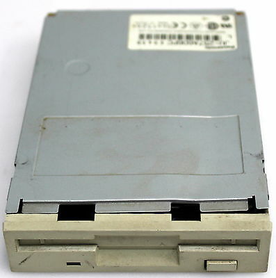 "Panasonic Ju-257A606Pc 3.5"" 1.44Mb Internal White Computer 34-Pin Floppy Drive!!"
